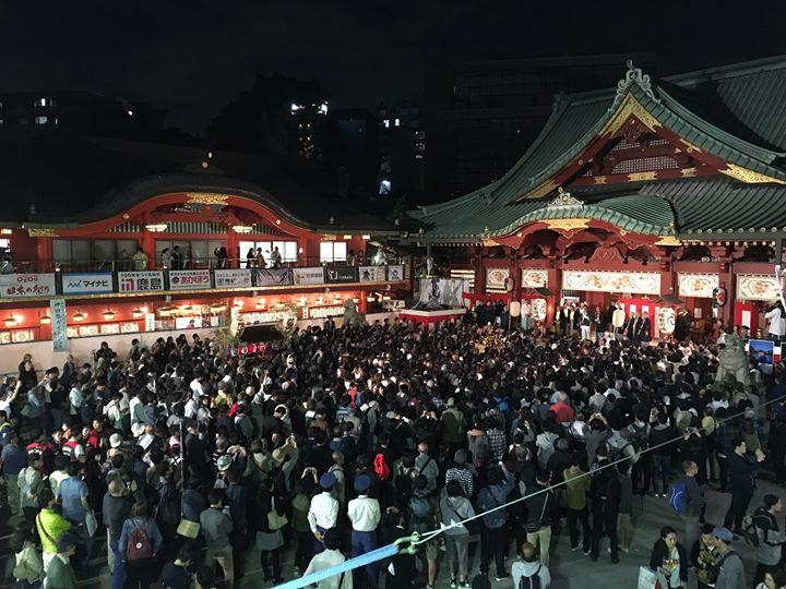 神田祭.chインターネットTV生中継 終了いたしました。