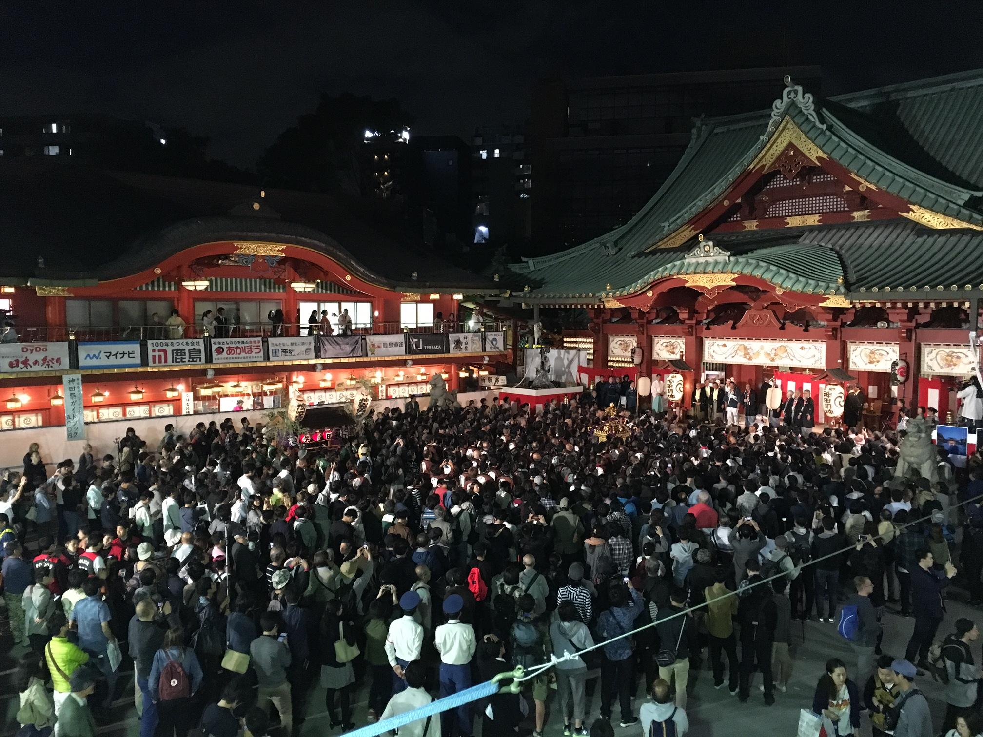 Internet TV 神田祭.CH中継終了