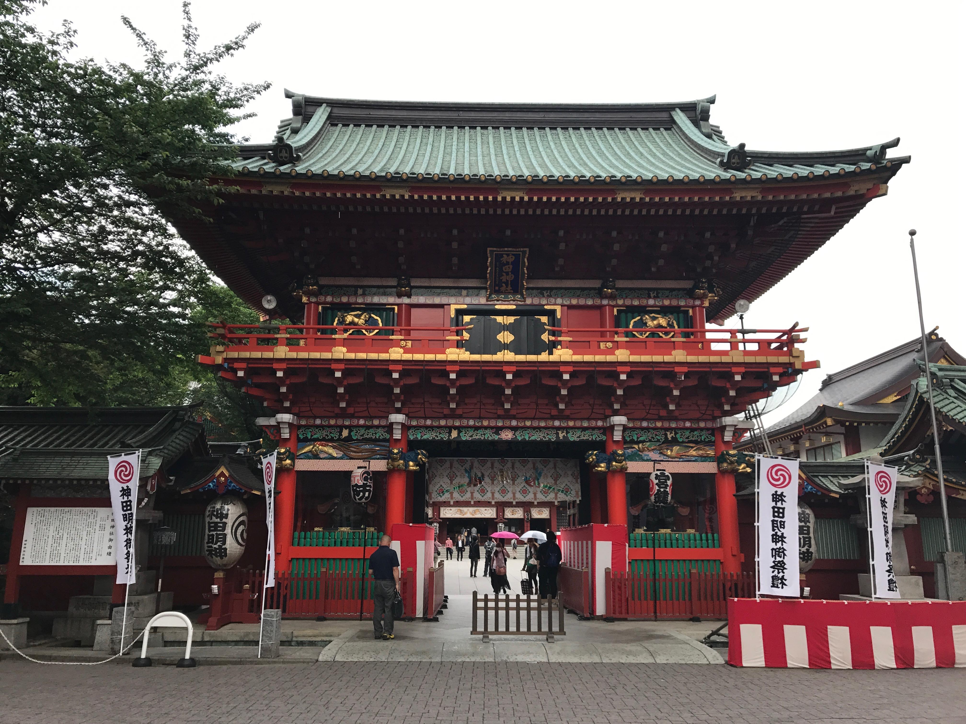 平成29年 神田祭が始まります!