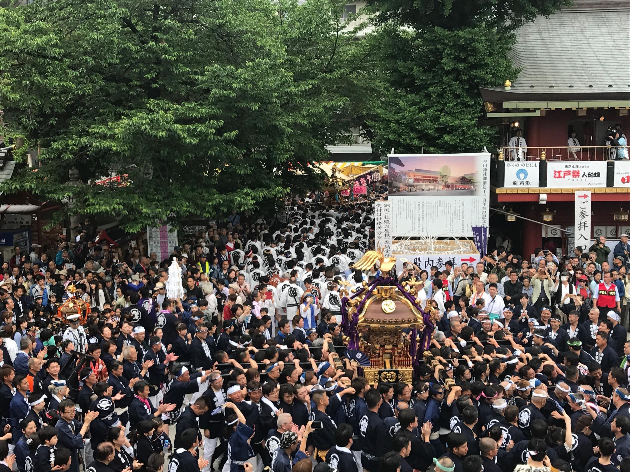 神田祭公式ブログ » 外神田地区連合 宮本町会