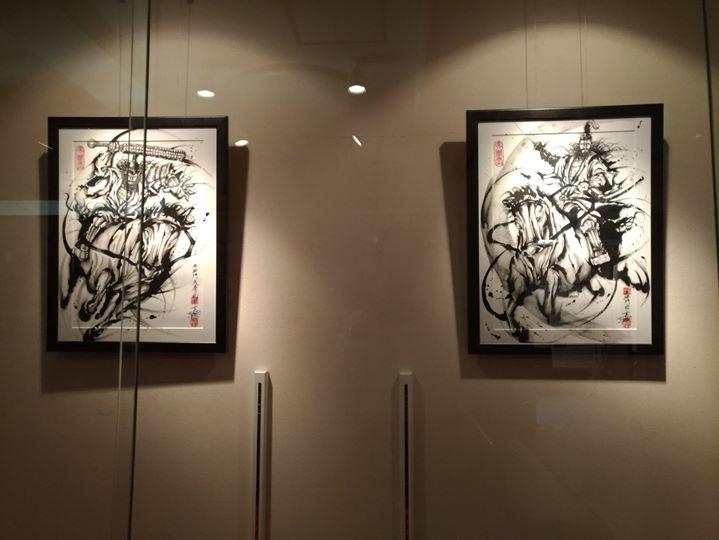 資料館・こうじょう雅之個展「廻起」の開催日が、8月4、5日の2日間になりました。