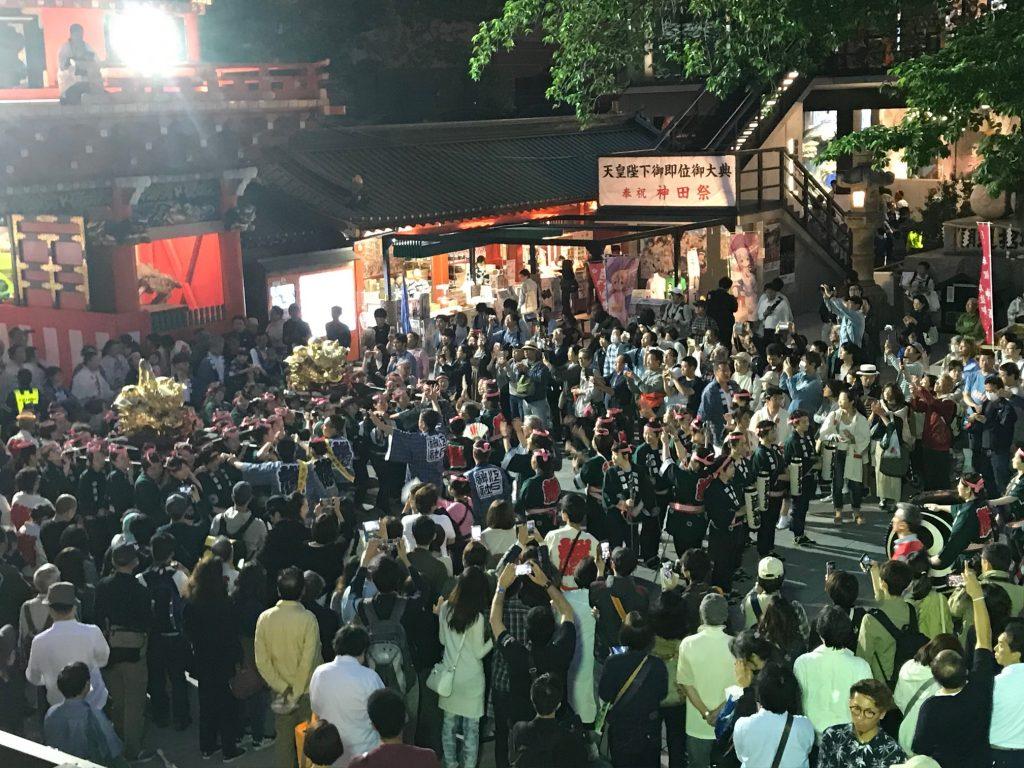 江戸神社奉賛会(旧神田市場) 江戸神社